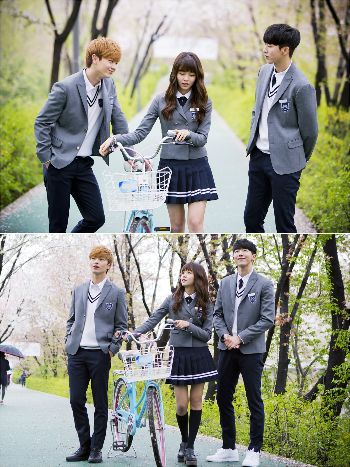 Who are you : School 2015 vostfr