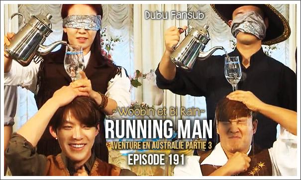 running man 191 vostfr