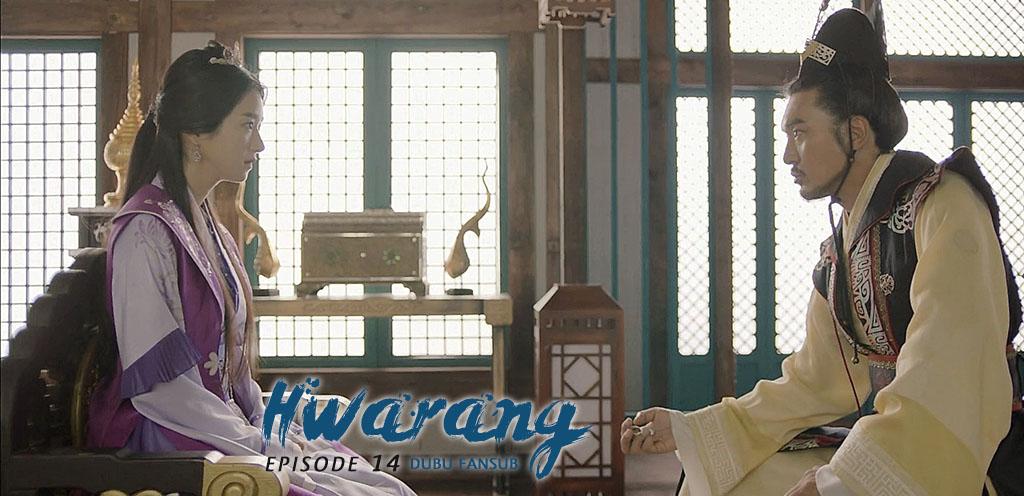 Hwarang épisode 14 vostfr