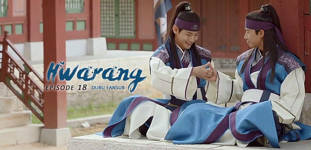 Hwarang épisodes 17 & 18 vostfr
