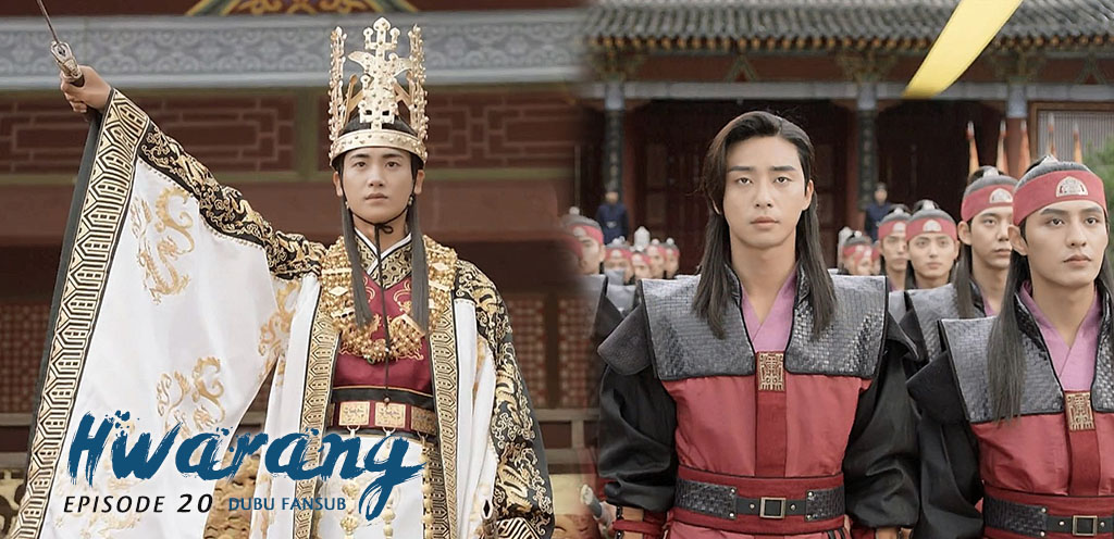 Hwarang épisodes 19 et 20 vostfr (FIN)