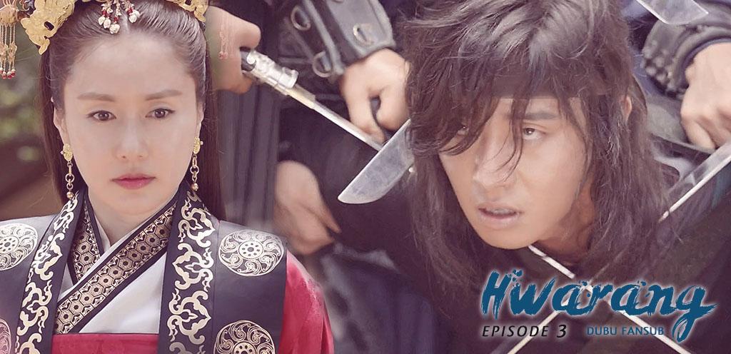 Hwarang épisode 3 + Cinderella and the Four Knights épisode 12 vostfr