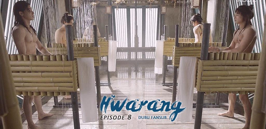 Hwarang épisode 8 vostfr