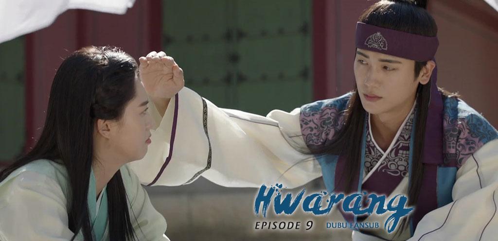 Hwarang épisodes 9&10 vostfr