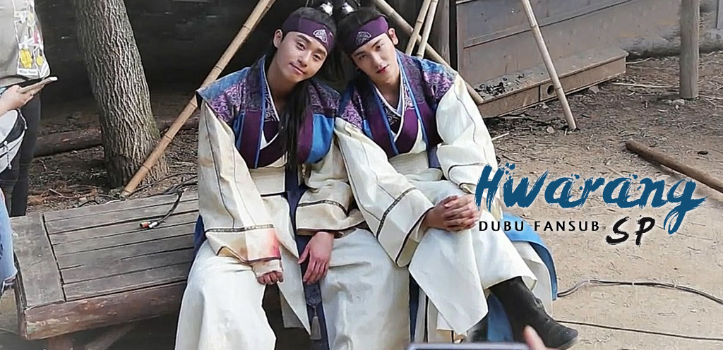 J-5 : Hwarang SP vostfr + Cinderella & The Four Knights épisode 11