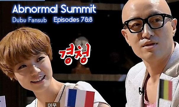 abnormal summit episodes 7 et 8 vostfr