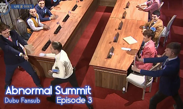 abnormal summit episode 3 vostfr