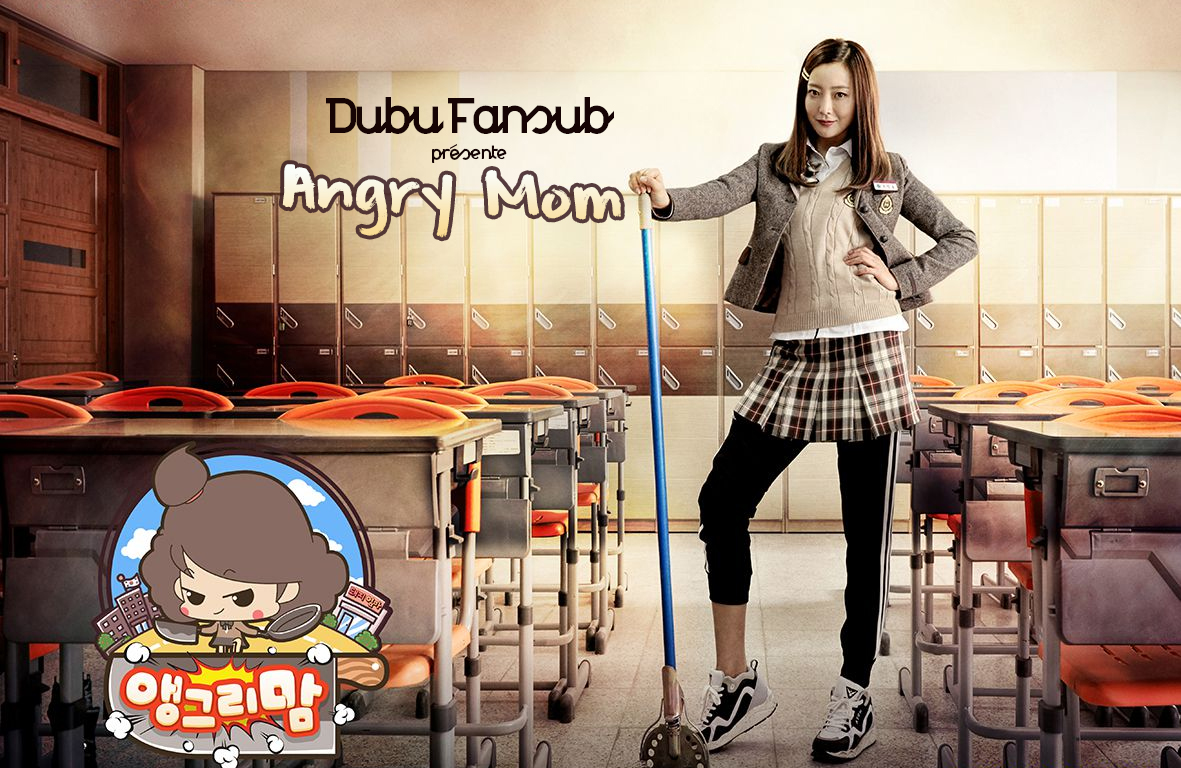 angry mom drama vostfr