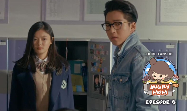 angry mom episode 5 vostfr
