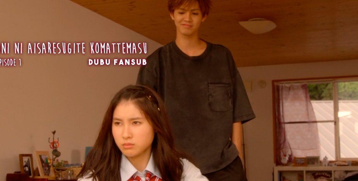 Ani ni Aisaresugite Komattemasu episode 1 vostfr