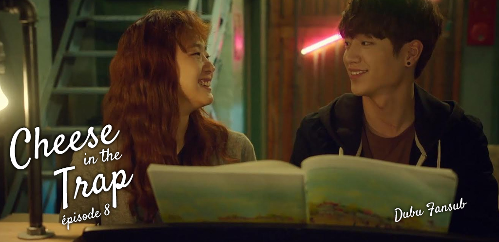 Cheese In The Trap épisode 8 vostfr