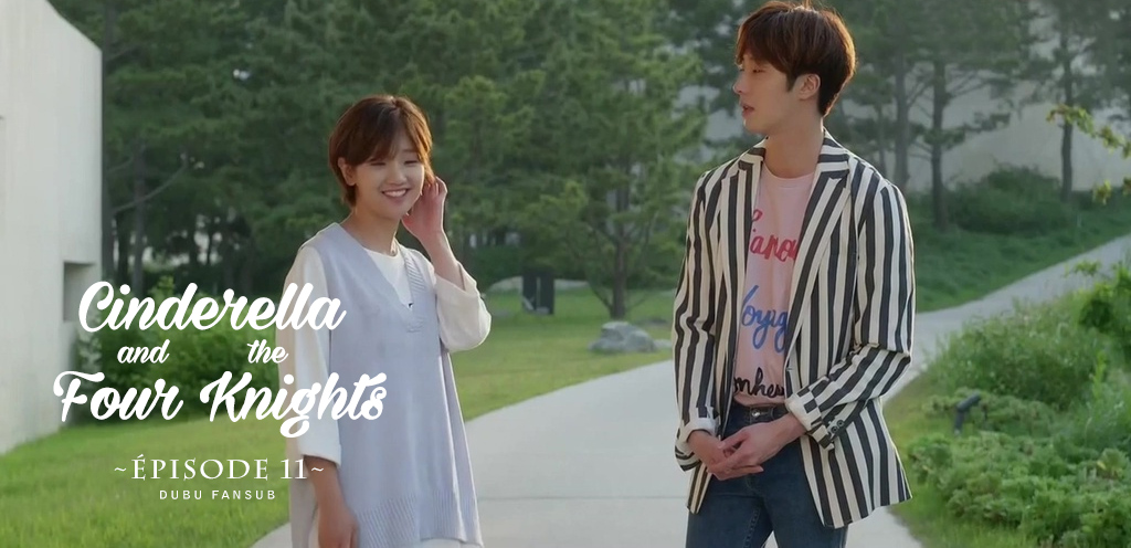 cinderella & the four knights episode 11 vostfr