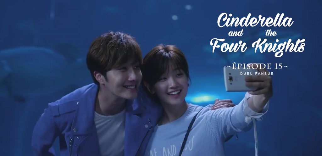 cinderella and the four knights episode 15 vostfr