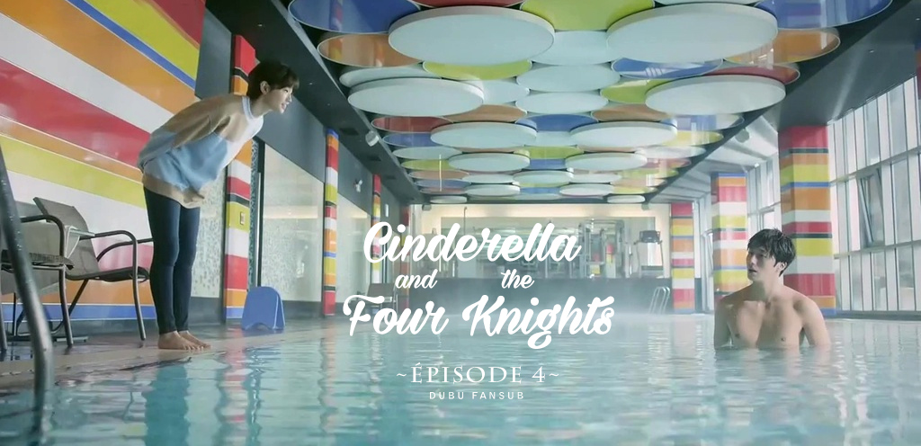 cinderella and the four knights episode 4 vostfr