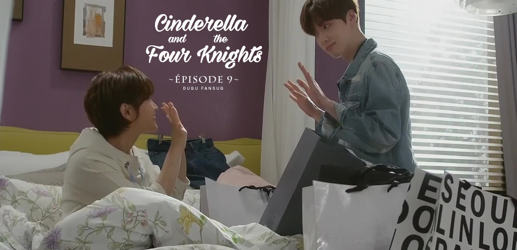 cinderella and the four knights episode 9 vostfr