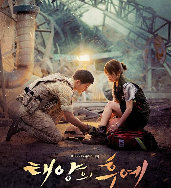 descendants of the sun vostfr