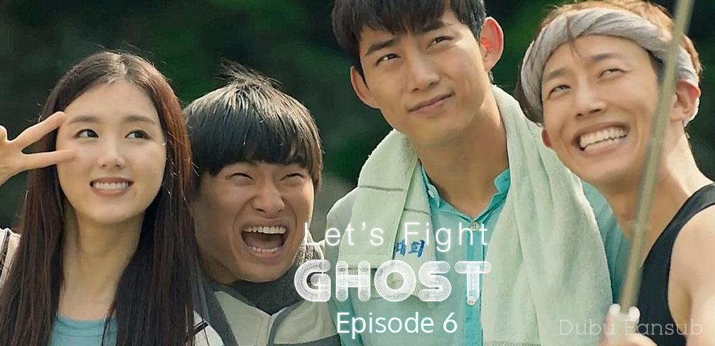 Let's Fight Ghost épisodes 6 et 7 + Onew x Lee Jin Ah – Starry Night vostfr