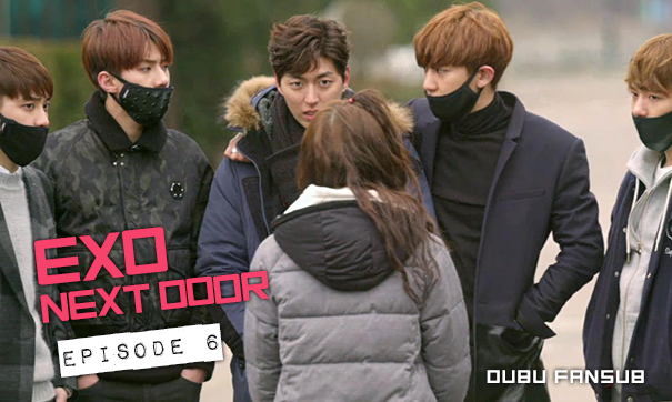 exo next door episode 6 vostfr