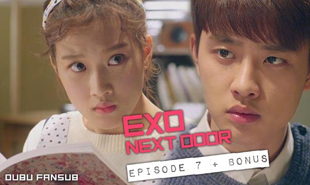 exo next door episode 7 vostfr