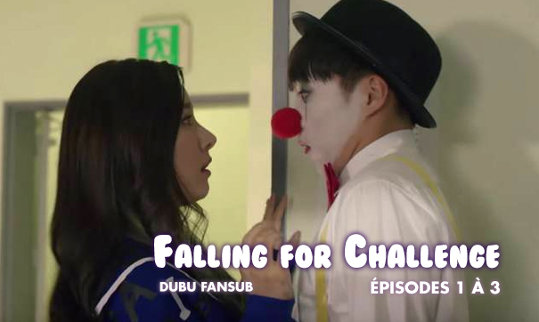 falling for challenge episodes 1a 3 vostfr