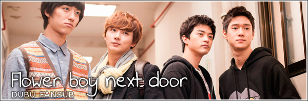 flower boy next door vostfr