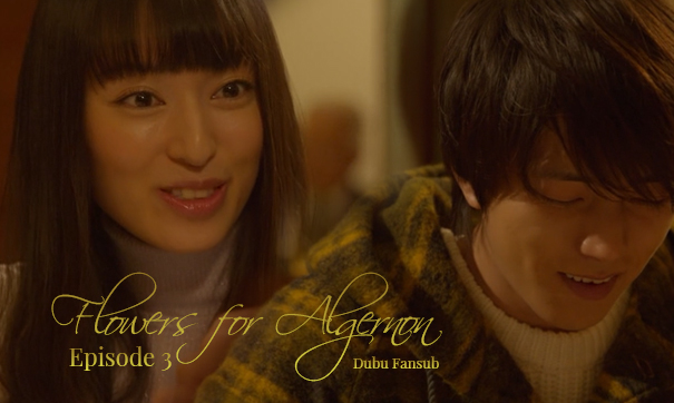 flowers for algernon episode 3 vostfr