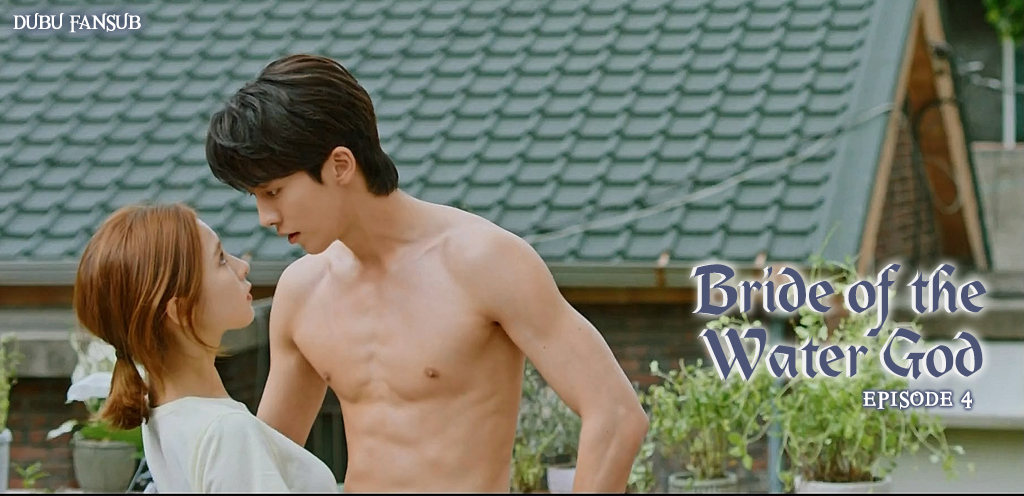 Bride of the Water God épisodes 3&4 vostfr