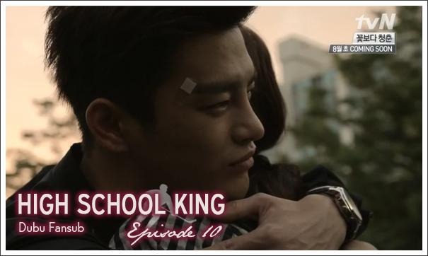 high school king épisode 10 vostfr