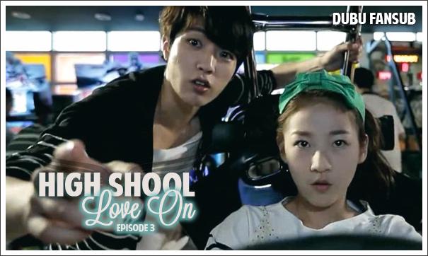 High School Love On épisode 3 vostfr