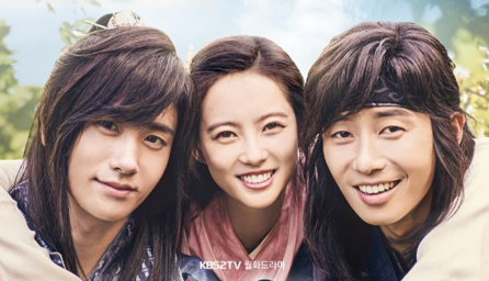 Hwarang The Beginning vostfr