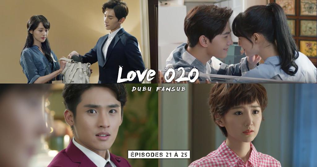 love O2O épisodes 21 à 25 vostfr