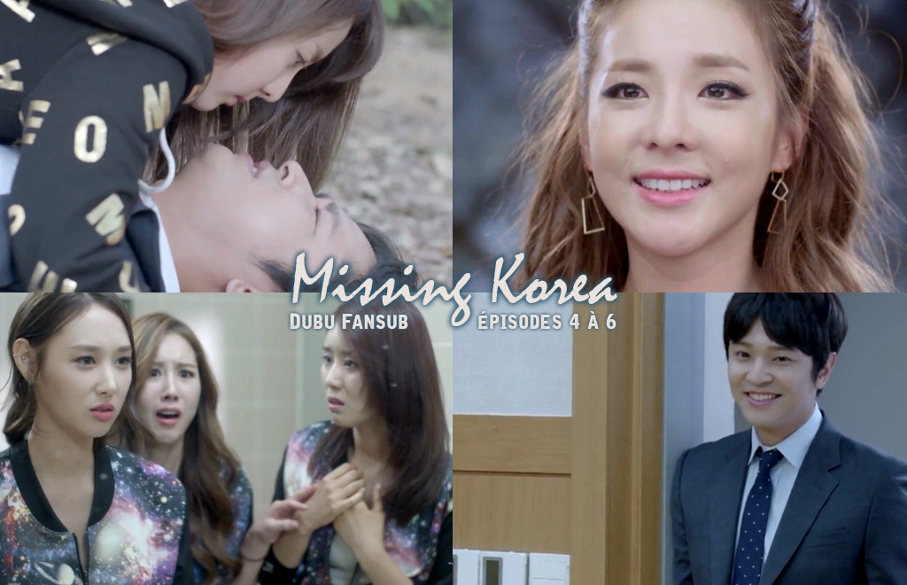Missing Korea épisodes 4 à 6 vostfr (fin) + Descendants Of The Sun OST Partie 2