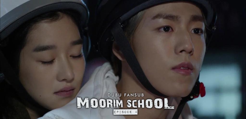 Moorim School épisode 4 vostfr