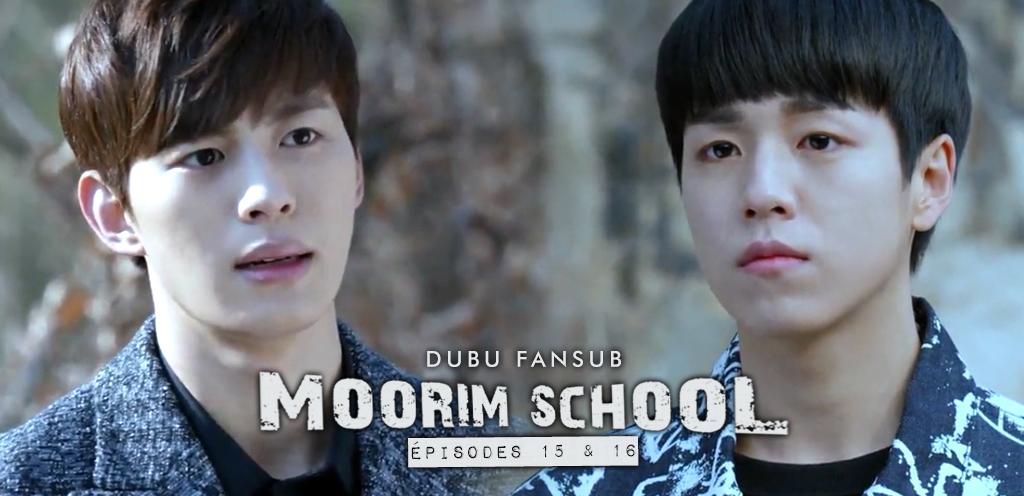 Moorim School épisodes 15 et 16 vostfr (fin)