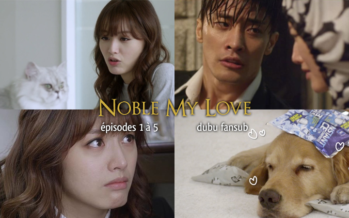 noble my love episodes 1 a 5 vostfr