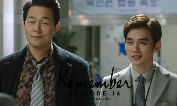 Remember épisode 16 vostfr