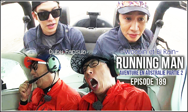Running Man 189 vostfr