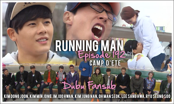 Running Man 192 vostfr