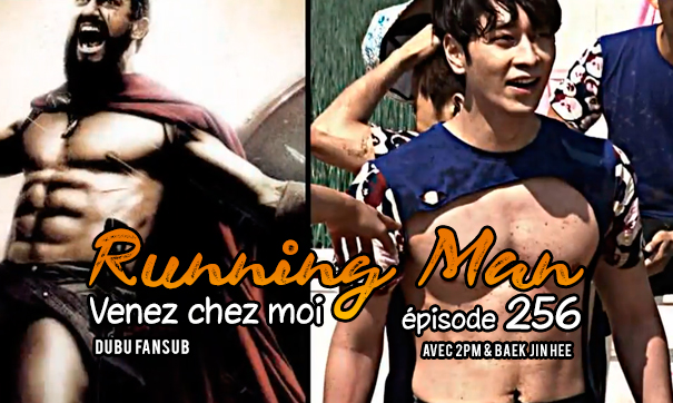 running man 256 vostfr