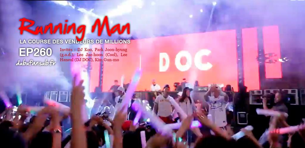 Running Man épisodes 260 & 261 vostfr