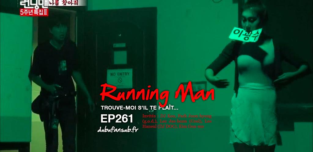 running man 261 vostfr