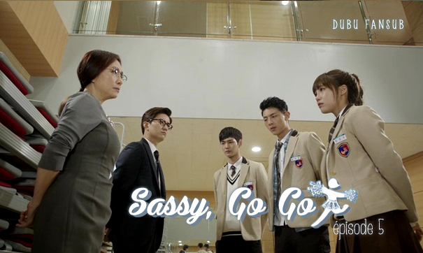 sassy go go episode 5 vostfr