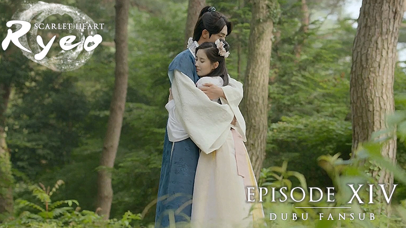 Moon Lovers : Scarlet Heart Ryeo épisodes 14&15 vostfr