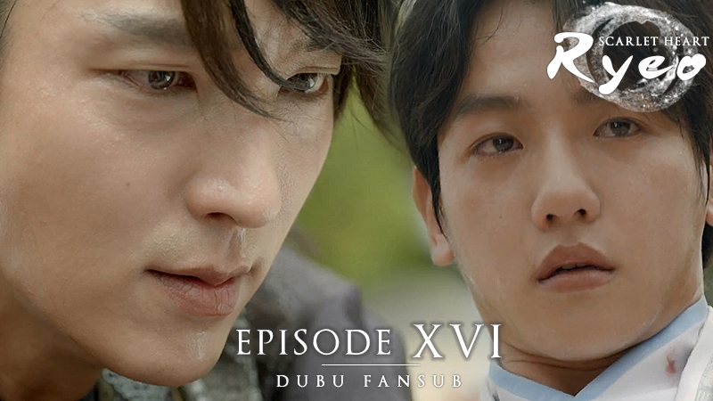Moon Lovers : Scarlet Heart Ryeo épisode 16 vostfr