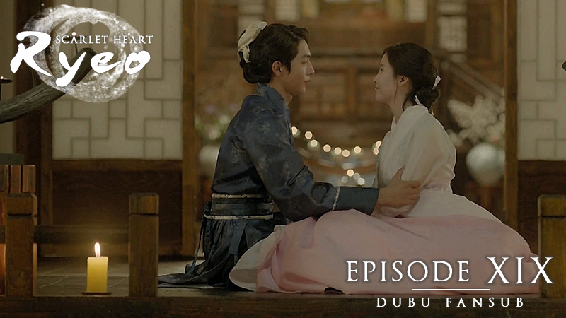 Moon Lovers  : Scarlet Heart Ryeo épisodes 19 & 20 vostfr (FIN) + Making Of