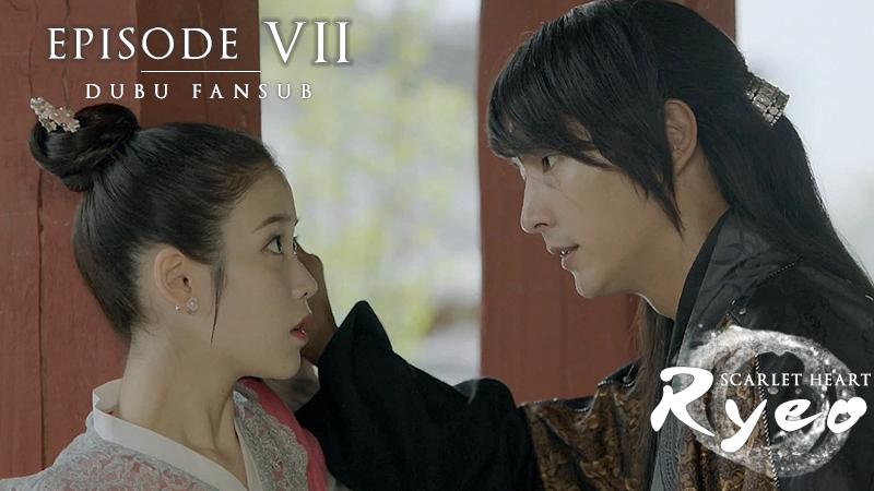 Moon Lovers : Scarlet Heart Ryeo épisodes 6 & 7 vostfr + 2 versions différentes du drama