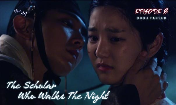 scholar who walks the night episode 10 vostfr