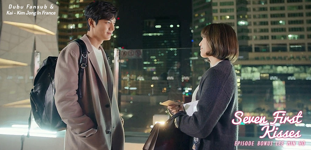 Seven First Kisses épisode bonus : Lee Min Ho