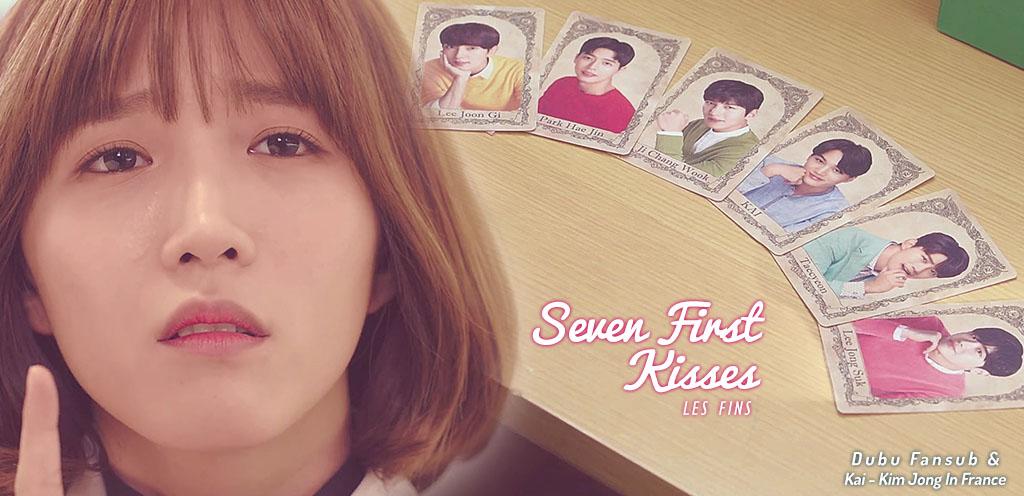 Seven First Kisses : Les différentes Fins