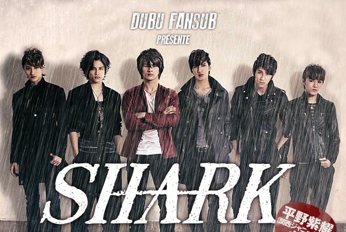 SHARK jdrama vostfr